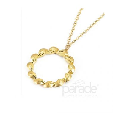 Parade Design 18k Yellow Gold Pendant